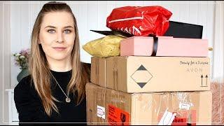 UNBOXING - Mi van a postaládámban? #6 | AvianaRahl