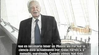 El legado de la Ciencia: Jean Dausset. Museo de las Ciencias