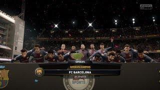 FIFA 19 Beta Gameplay - Sevilla FC Vs FC Barcelona - Supercopa FINAL - HD