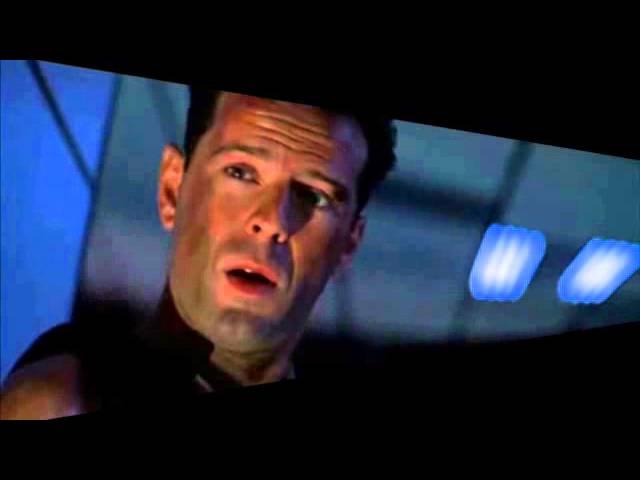 Die Hard: Hans Meets McClane #1