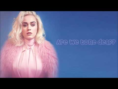 Katy Perry Ft. Skip Marley - Chained To The Rhythm (Lyrics)
