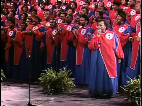 """It's Good To Know Jesus"" - Mississippi Mass Choir"