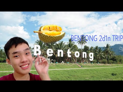 AN INSANE FOOD ADVENTURE AT BENTONG // EATING DURIAN // AIRBNB HOUSE TOUR