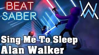 Beat Saber - Sing Me To Sleep - Alan Walker (custom song) | FC