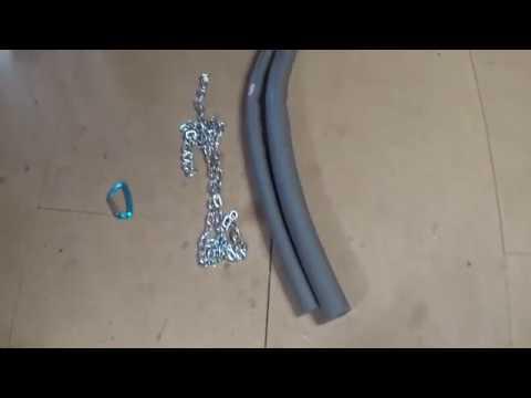 44ec52dfa41 Comment se fabriquer une ceinture de lest pour pas chère  - YouTube