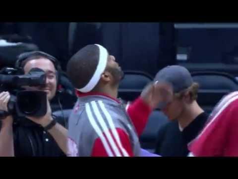 Toronto Raptors Vs Atlanta Hawks 16 April 2013 - NBA CIRCLE Highlights