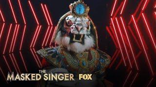 The Clues: White Tiger | Season 3 Ep. 10 | THE MASKED SINGER