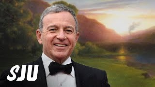 Bob Iger Steps Down as Disney CEO | SJU
