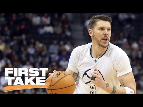 Nuggets' Mike Miller On How LeBron Can Get Closer To Jordan | First Take | May 18, 2017