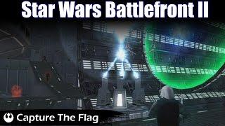 Star Wars Battlefront II | Death Star 1F Capture the Flag
