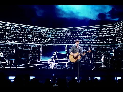 Shawn Mendes Illuminate World Tour Vancouver 7/08/2017 Rogers Arena (Edited 4K)