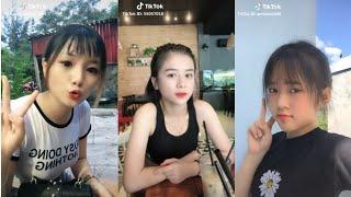 o00 TV    những cô gái xinh xắn trên tik tok    tik tok Việt Nam