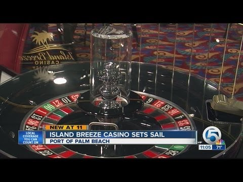 Island Breeze Casino sets sail at Port of Palm Beach
