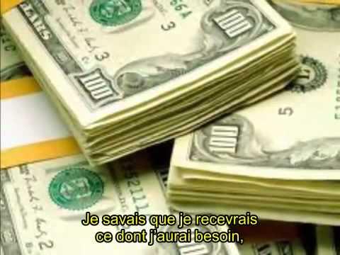 Psaume pour gagner de l argent