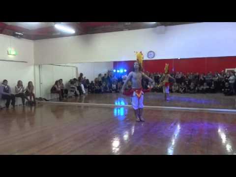 Roberto Ribeiro @ Brazilian Dance Academy Opening