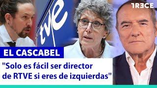 """Podemos ha infectado RTVE muy profundamente"""