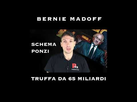 Bernard Madoff: una truffa da 65 miliardi