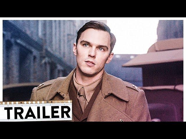 TOLKIEN Trailer Deutsch German (HD)