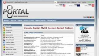 Ders 12 AspNet MVC3 Attribute Yazımı Ve Global.asax Da İşlemler