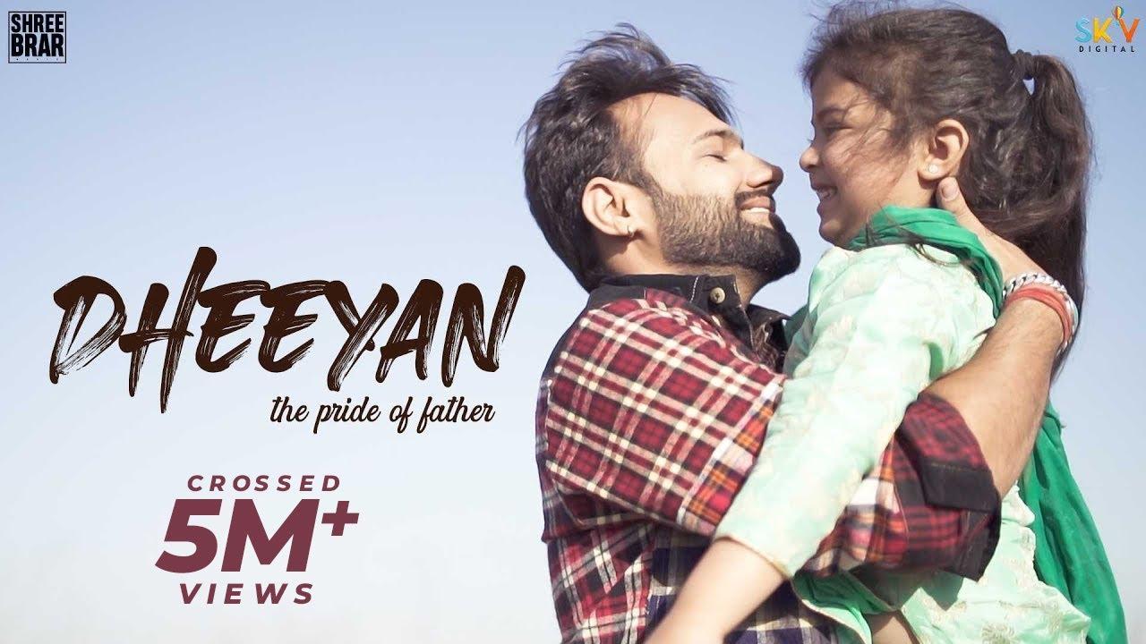 Download Dheeyan | Shree Brar | Ronn Sandhu | B2gethers Pro | Sky | New Punjabi Songs 2021 |