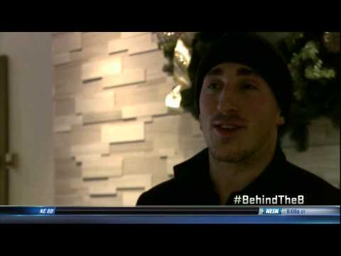 Brad Marchand describes his teammates, Chris Kelly chirps him