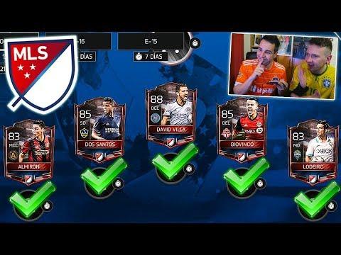 CONSIGUE GRATIS ESTOS JUGADORES!! (Ver vídeo antes de las 19:00) PREDICCIÓN MLS 18   FIFA 18 Mobile