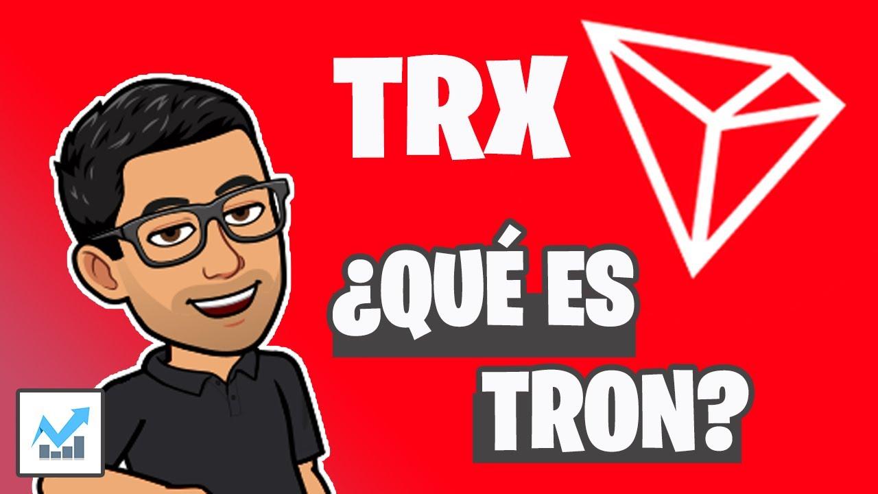 trx criptomoneda
