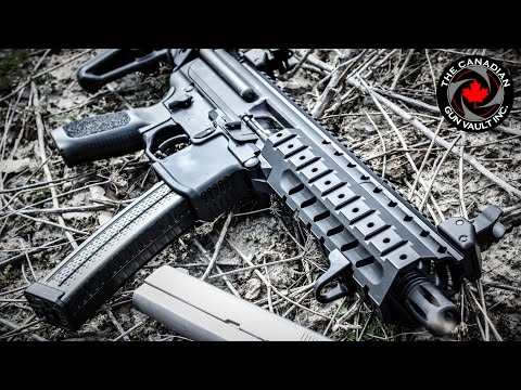 Sig Sauer MPX - First Range Day In Canada
