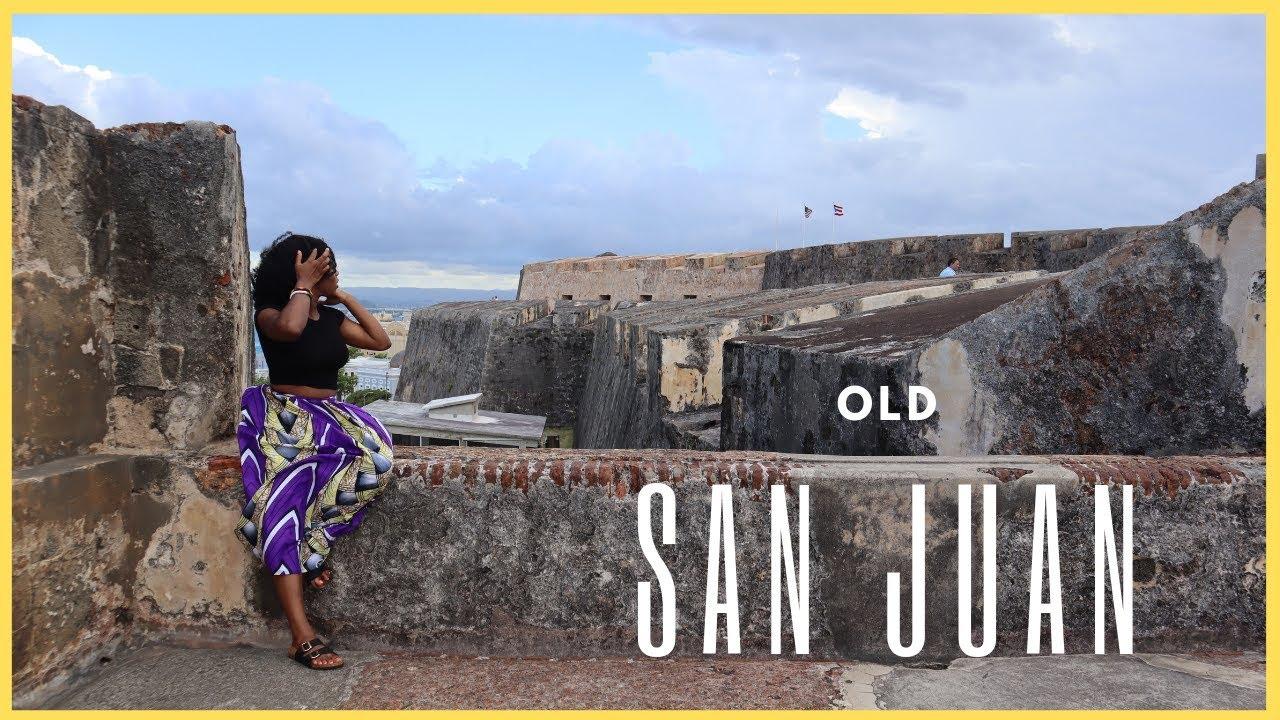 San Juan, Puerto Rico | Travel Vlog 2