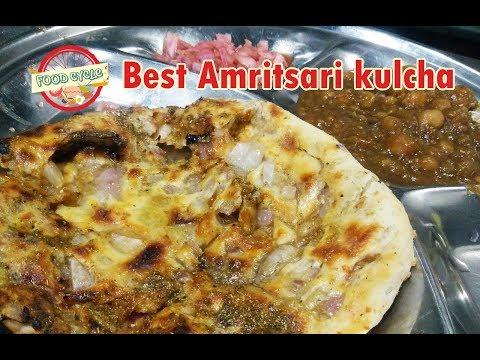 Best Amritsari kulcha | Kulcha Recipe | Sainath Dhaba Chembur Mumbai | Food Cycle