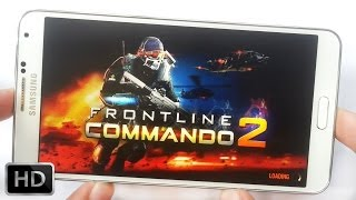 Frontline Commando 2 Gameplay Android & iOS Unlimited Money HD