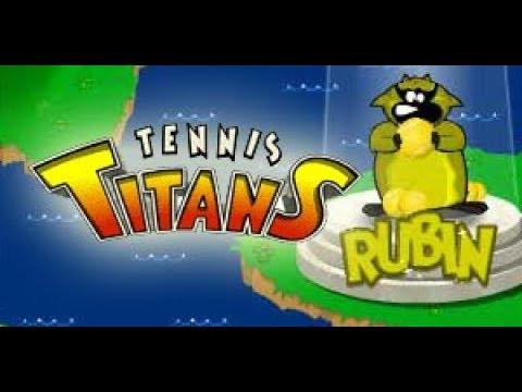 تحميل لعبة تنس الحيوانات tennis titans فوق الروعة مش هتمل منها كامله بدون تثبيت