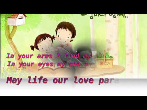 love paradise - Lyrics - [ HD - 1080p ]