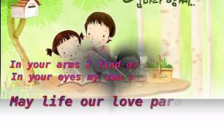love paradise - Lyrics - [ HD - 1080p ]