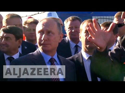 Russia elections: Crimea focuses on upcoming vote
