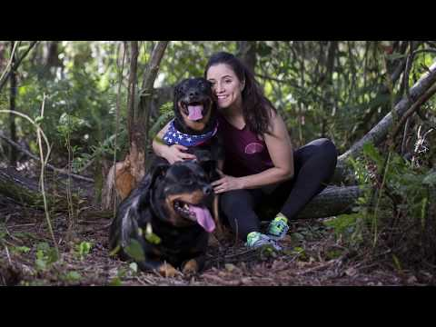 A girl and her dogs from YouTube · Duration:  1 minutes 13 seconds