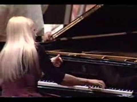 Beethoven Concerto #5 Emperor Part 4. Valentina Lisitsa