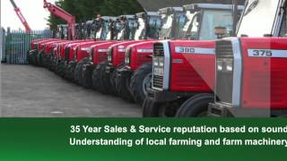 McHale Farm Machinery Video