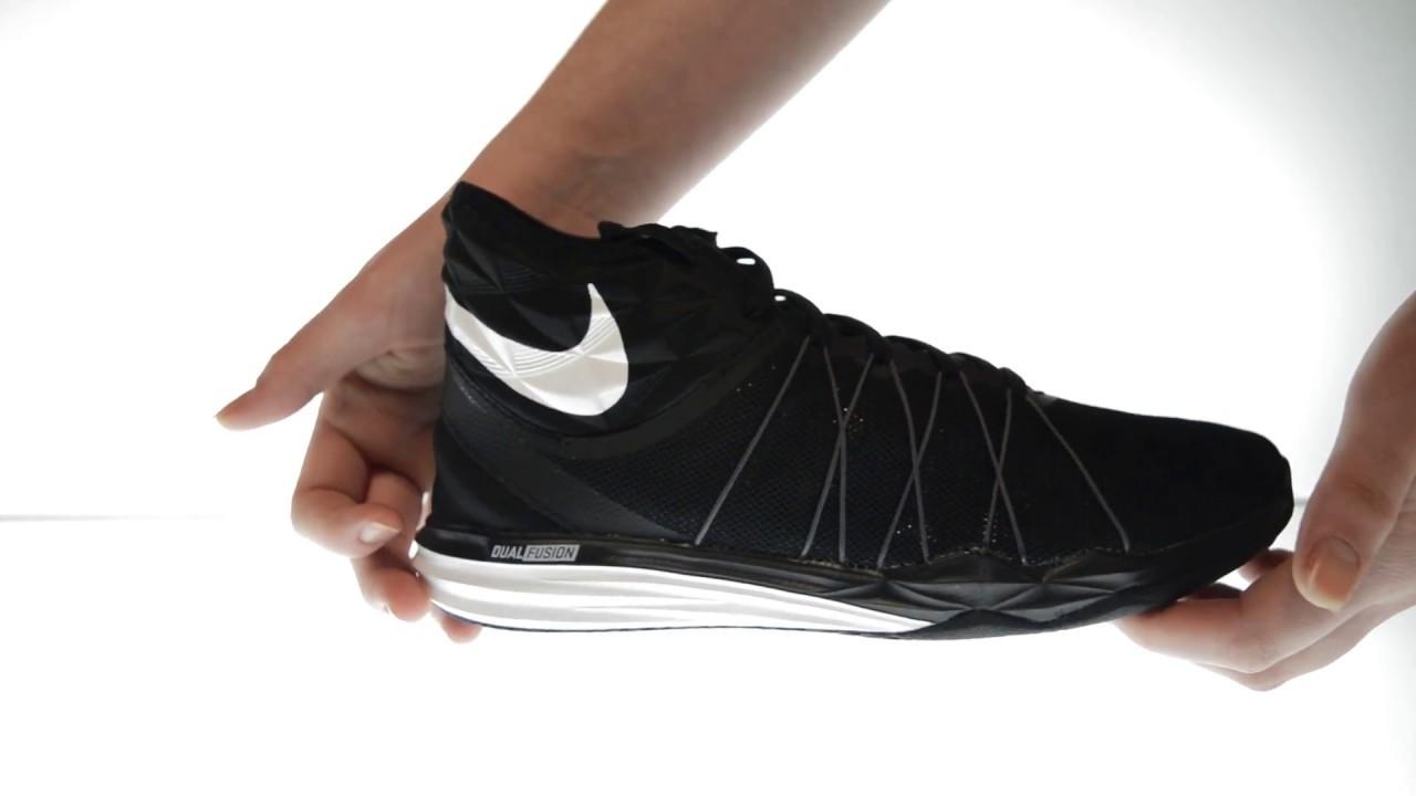 Nike Dual Fusion Hit Premium Training Shoes Ladies