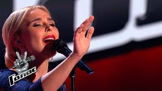 Pelageya «Alfonsina y el mar» - Blind Auditions - The Voice Russia - Season 7