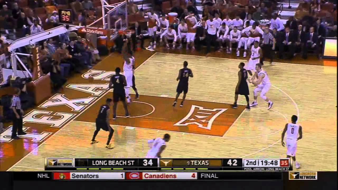 Texas Longhorns Basketball (Porch Flare)