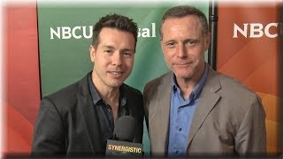 Jon Seda & Jason Beghe - Yin and Yang Dynamics - Chicago P.D. S1