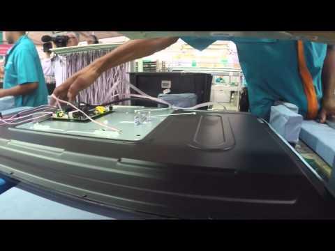 Hisense assembly factory - Cape Town (Part 4)