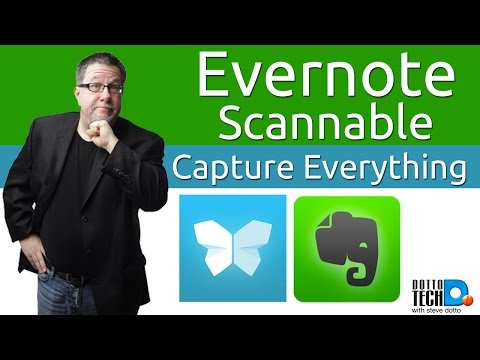 Scannable by Evernote - Capture Everything Easily