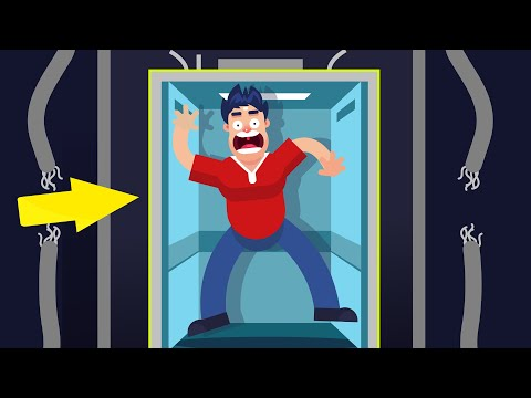 How To ACTUALLY Survive A Free Falling Elevator