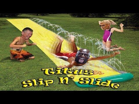 Titus Slip N Slide