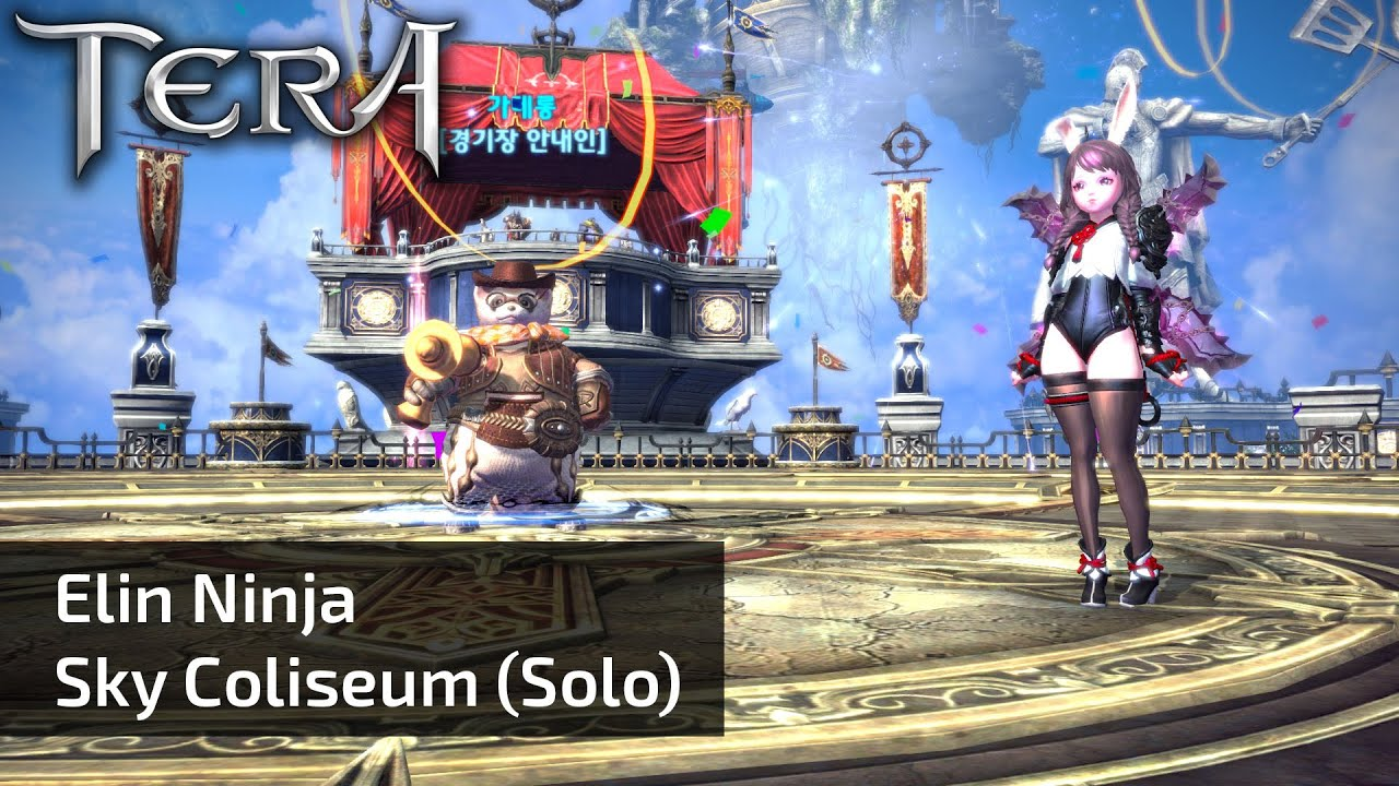 how to download tera kr