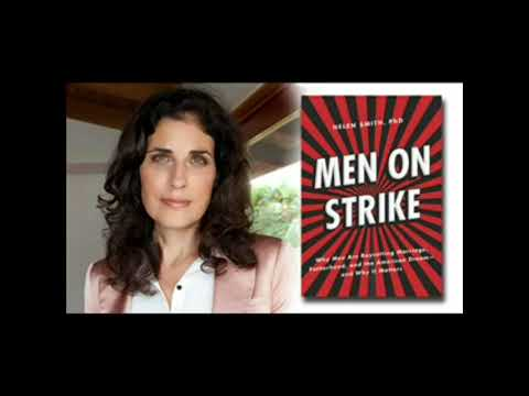 Men On Strike Author Helen Smith interviewed by Forbes' Jerry Bowyer