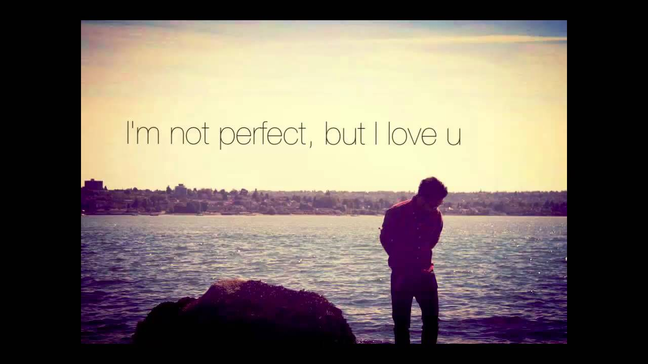 Karen Song Im Not Perfect But I Love You By Podah Youtube