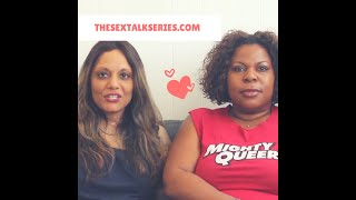 EMBRACE PLEASURE. STOP BINGING & PURGING. NOURISH YOURSELF | The Sex Talk With Mou and Jamila